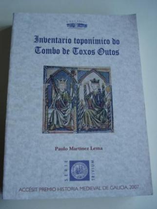 Inventario toponímico do Tombo de Toxos Outos - Ver os detalles do produto