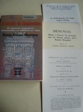A batalla de Montevideo. Os agravios lingüísticos denunciados na UNESCO  en 1954 - Ver os detalles do produto
