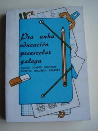 Pra unha educación preescolar galega - Ver os detalles do produto