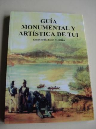 Guía monumental y artística de Tui - Ver os detalles do produto