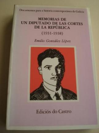 Memorias de un diputado de las Cortes de la República (1931-1938) - Ver os detalles do produto