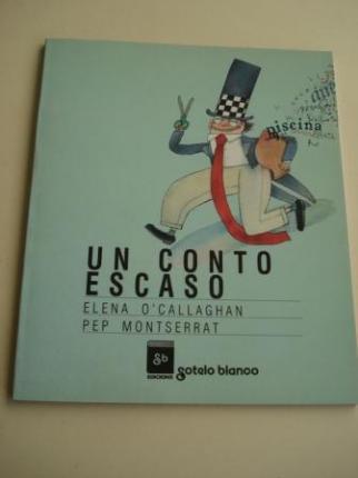 Un conto escaso  (Tradución de Xulio C. Sousa) - Ver os detalles do produto