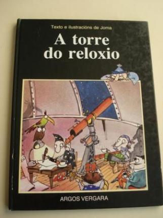 A torre do reloxo (Tradución Xavier Senín) - Ver os detalles do produto