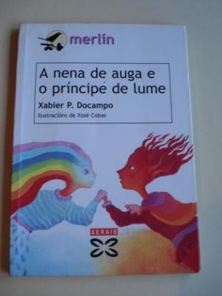 A nena de auga e o príncipe de lume - Ver os detalles do produto