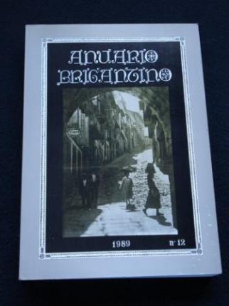 Anuario Brigantino. Núm. 12 (1989) - Ver os detalles do produto