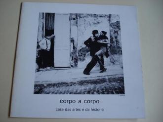 CORPO A CORPO. Exposición Colectiva Casa das Artes e da Historia, Vigo, 1992 - Ver os detalles do produto