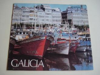 GALICIA. Spania - Guía turística en noruego - Ver os detalles do produto