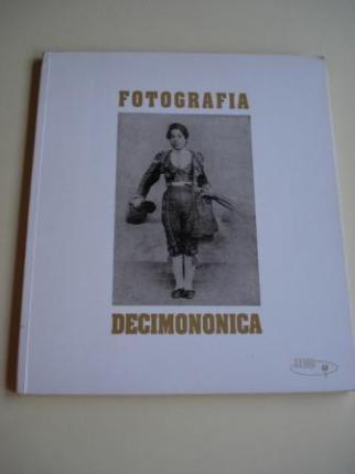 Fotografía decimonónica. Catálogo Colección Muruais. XOCIVIGA. O Carballiño, 1992 - Ver os detalles do produto