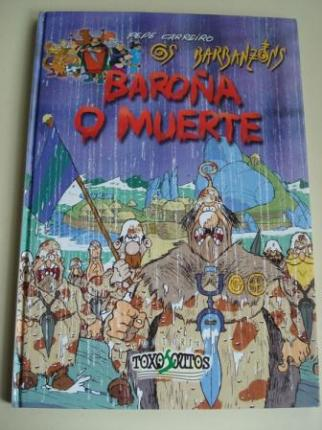 Os Barbanzóns. Baroña o muerte (Texto en español) - Ver os detalles do produto