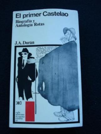 El primer Castelao. Biografía y Antología rotas - Ver os detalles do produto