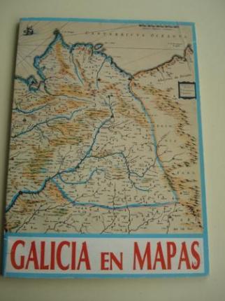 GALICIA EN MAPAS - Ver os detalles do produto