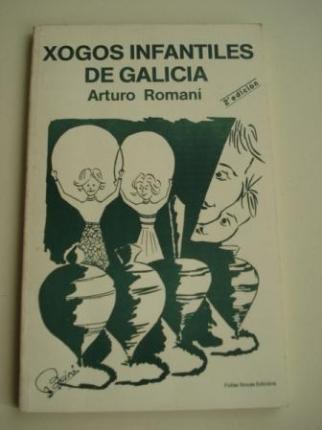 Xogos infantiles de Galicia (2ª ed.) - Ver os detalles do produto