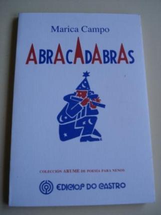 Abracadabras. Colección Arume de Poesía para Nenos - Ver os detalles do produto