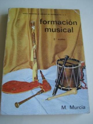 Formación musical. 2º curso - Ver os detalles do produto