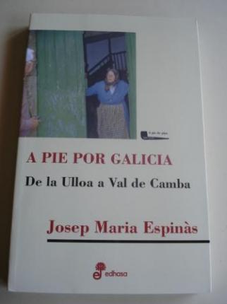 A pie por Galicia. De la Ulloa a Val de Camba - Ver os detalles do produto