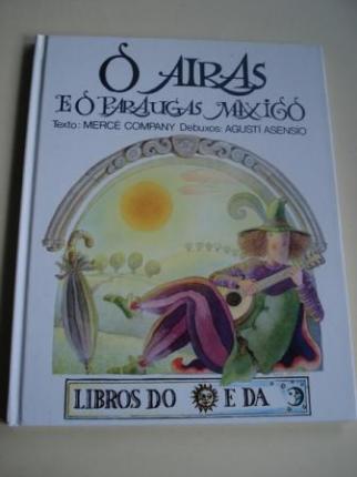 O Airas e o paraugas máxico (Tradución de Mª do Carme Hermida) - Ver os detalles do produto