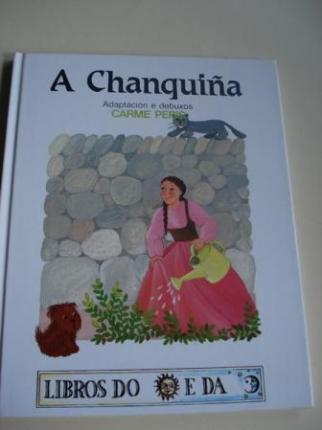 A chanquiña (Tradución de Xoán Rivas Cid) - Ver os detalles do produto