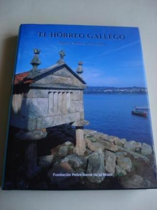 El hórreo gallego. Estudio geográfico (2ª edición) Catalogación Arqueológica y Artística de Galicia del Museo de Pontevedra - Ver os detalles do produto