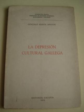 La depresión cultural gallega - Ver os detalles do produto