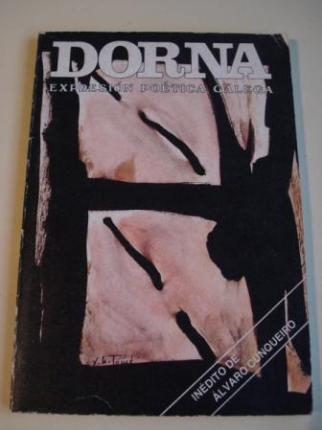 DORNA. REVISTA DE EXPRESIÓN POÉTICA GALEGA, NÚMERO 5. + TRÍPTICO NO CENTENARIO DO NACEMENTO DE JAMES JOYCE. Febreiro, 1983 - Ver os detalles do produto