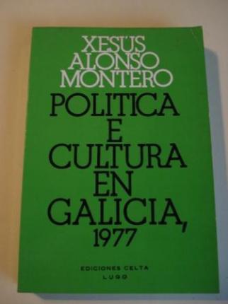 Política e cultura en Galicia, 1977 - Ver os detalles do produto
