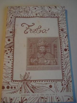 TREBO (Textos en español). Instituto de Bachillerato Las lagunas. Nº 4 - Abril, 1985 - Ver os detalles do produto
