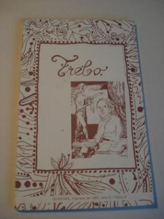 TREBO (Textos en español). Instituto de Bachillerato Las lagunas. Nº 6 - Febrero, 1987 - Ver os detalles do produto