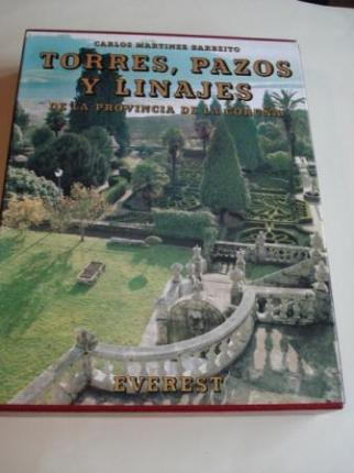Torres, pazos y linajes de la provincia de La Coruña - Ver os detalles do produto