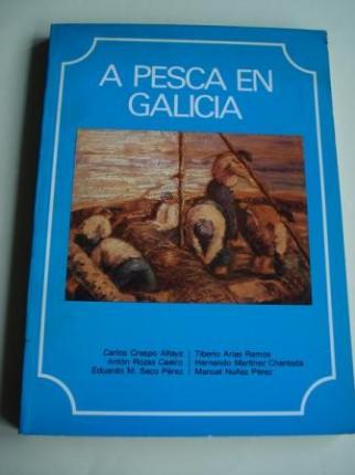 A pesca en Galicia - Ver os detalles do produto
