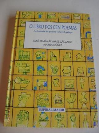 O libro dos cen poemas. Antoloxía da poesía infantil galega - Ver os detalles do produto