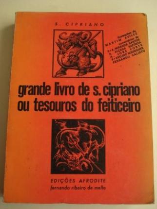 Grande livro de S. Cipriano ou tesouros do feiticeiro (en portugués) - Ver os detalles do produto