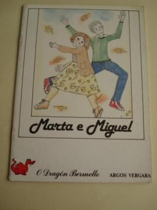 Marta e Miguel - Ver os detalles do produto