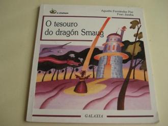 O tesouro do dragón Smaug (Ilustrador: Fran Jaraba) - Ver os detalles do produto