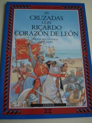 As cruzadas con Ricardo Corazón de León - Ver os detalles do produto